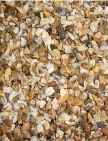 Golden gravel 10mm
